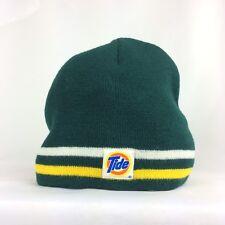 MLB Oakland A's Athletics Tide Detergent Green Winter Beanie Hat Cap Adult Size