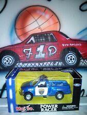 Maisto Diecast 1:43 Power Racer Springfield Police SPD 9 Bomb Squad Ford F-150
