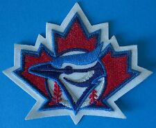 (30) Toronto Blue Jays Embroidered Team Logo Patches (Logo for 1997 - 2002)