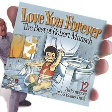 Love You Forever by Robert Munsch CD, 2005, Children's Group
