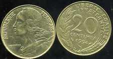 20 centimes 1994 dauphin