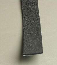 "1/8"" x 1"" Neoprene Foam Rubber with Adhesive Back             NFR.125-1-AB"