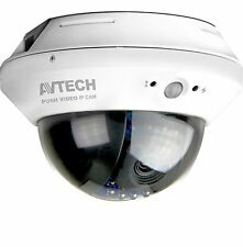 AVTECH  IP MegaPixel HD Dome Camera With Night Vision AVM328B