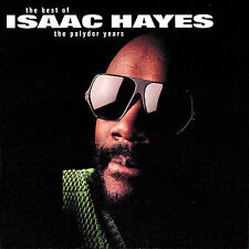 The Best of Isaac Hayes: The Polydor Years by Isaac Hayes (CD, 1998, Polydor)