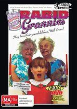 Rabid Grannies DVD [New/Sealed]