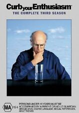 Curb Your Enthusiasm : Complete Third Season (3) (DVD, 2005, 2DVD) NEW & SEALED
