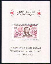 MONACO 1978 Croce Rossa/medico/Dunant/BATTAGLIA/salute/benessere/Persone M/S n30553