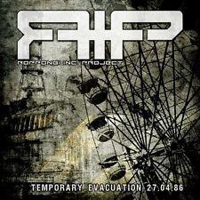 R.I.P. (Roppongi Inc. Project) Temporary Evacuation 27.04.86 CD Digipack 2012