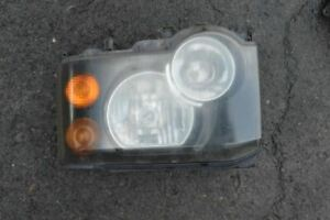 2004 LAND ROVER DISCOVERY LEFT DRIVER HEADLIGHT HEADLAMP XBC000851 (CLOUDY LENS)