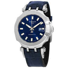 Tissot T-Race Swissmatic Automatic Blue Dial Men's Watch T115.407.17.041.00