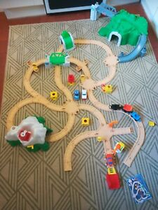 Fisher Price Flip Track Rail and Road