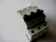GE Sicherungsautomat Sicherung B16-3pol LS Schalter B16-3 AEG ELFA NEU