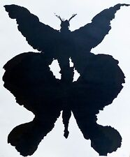 "Carlos Amorales "" Mariposas Negras IV "" HAND SIGNED  renowned Mexican artist"