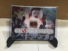 Ghostbusters 1984 Movie Prop Piece of the Stay Puft Marshmallow Man mattel toy