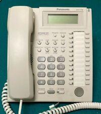 Panasonic Kx T7736 Analog Phone For Use With The Kx Ta824 Pbx Phone System