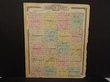 Missouri Harrison County Map 1917  Q5#91