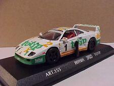 Detail Cars 1/43 Diecast Ferrari F40, '94 Supercar GT Totop #1 D'Amore #Art. 155