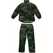Vêtements de randonnée verts imperméable pour homme