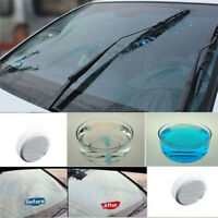 FM- 6PCS CAR SOLID WIPER AUTO CLEANING WINDSHIELD GLASS CLEANER TABLETS CHEERFUL