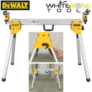 DeWalt Short Beam Leg Stand Heavy Duty 227kg 2.5m Mitre Saw Horse Workstation
