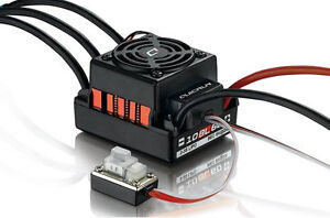 Hobbywing QuicRun 10BL60 60A Brushless WP Waterproof ESC Speed Controller 1/10