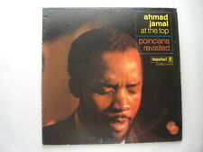 AHMAD JAMAL AT THE TOP A - 9176 RECORD ALBUM 33RPM / PRODUCT OF ABC RECORDS