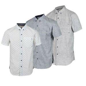 Men's Regatta Damaso Casual Lightweight Breathable Short Sleeve Shirt RRP £35