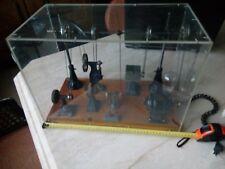 Ancienne usine jouet complète meuleuse moteur scie marteau pillon
