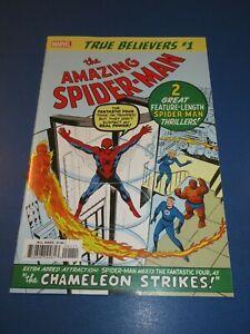 Amazing Spider-man #1 True Believers Reprint VFNM FF