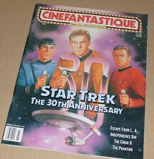 Cinefantastique Star Trek 30th Anniversary Double Issue 1995