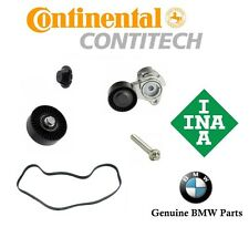 BMW OEM Belt Tensioner Kit Pulley Belt Bolt Tensioner