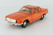A.S.S MÄRKLIN 1/43 1800 RAK 1839 MERCEDES MB 350 SL ORANGE 1972 TOP