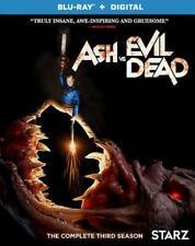 Ash Vs Evil Dead: Season 3 New Blu-Ray Disc