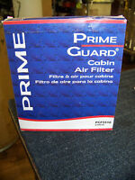 Prime Guard Cabin Air Filter 2 ea. # C35518 New