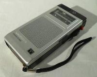 GRUNDIG STENORETTE 2060 Handdiktiergerät analog Kassette Steno Cassette