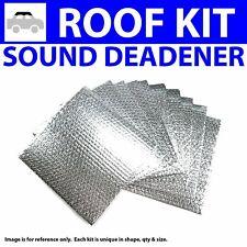 Heat & Sound Deadener For Dodge Dart 1967 - 1976 Roof Kit 24312Cm2 ZIR7A973