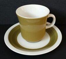 Coffee Cup & Saucer Set