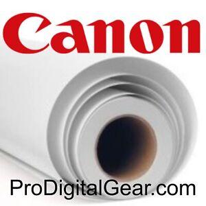 """Canon Adhesive Matte Vinyl for Inkjet - 36""""x60' Roll"""