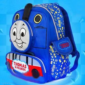 Baby Kid Toddler Nursery Boys Thomas Friend Cartoon Backpack Shoulder School Bag