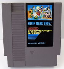 Nintendo NES - Super Mario Bros. FRG European Version
