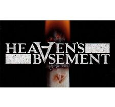 Heaven'S Basement Filthy Empire Discontinued Rare Sticker +Free Metal Stickers!