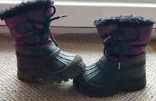 Winterstiefel Winter Schuhe Mädchen Gr.  23/24