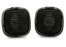 Seitenblinker Set für AUDI A3 A4  A8 Skoda Fabia Octavia Schwarz Blinker Smoke