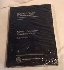 Graduate Studies in Mathematics: Algebraic Curves and Riemann Surfaces 5 by Rick