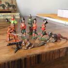 Vintage Lead Britains Toy Soldiers Circa 1900