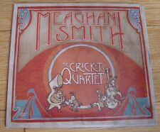 Meaghan Smith - The Cricket's Quartet CD + DVD - EP - 2008 - 2 Discs - Sire