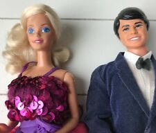 #5868 Barbie & Ken dream date playline 1982 vintage ere superstar collector