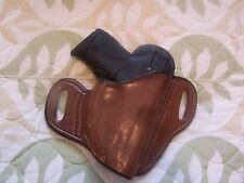 S&W - M & P Shield Holster - 9mm, .40 or 45acp w/Crim Trace Laser or Lasermax