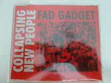 FAD GADGET ' Collapsing new people ' CD maxi
