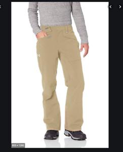 New Under Armour Boundless Snow Pants STROMPROOF Men's SZ XL . XXL